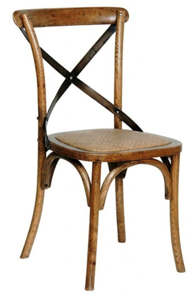 Alquiler silla crossback