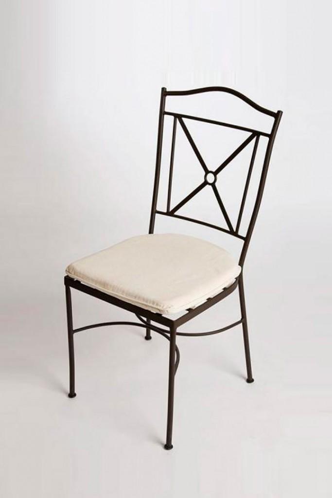 Alquiler de sillas de forja