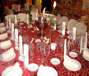 alquiler mesas